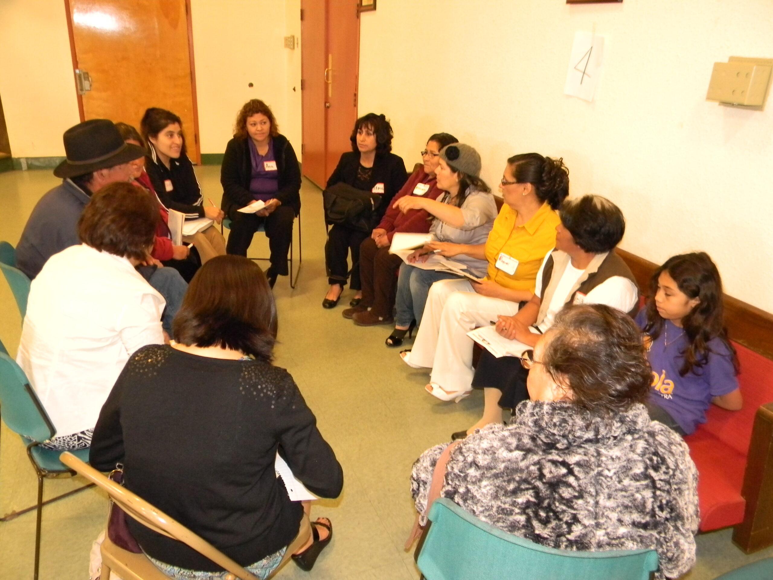 Vocation/Vocación : Comunidades Eclesiales de Base
