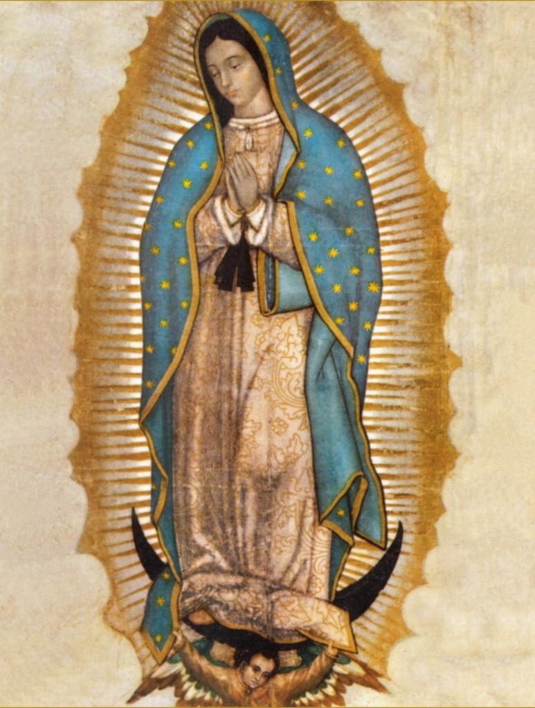 ¡Qué Viva la Virgen!