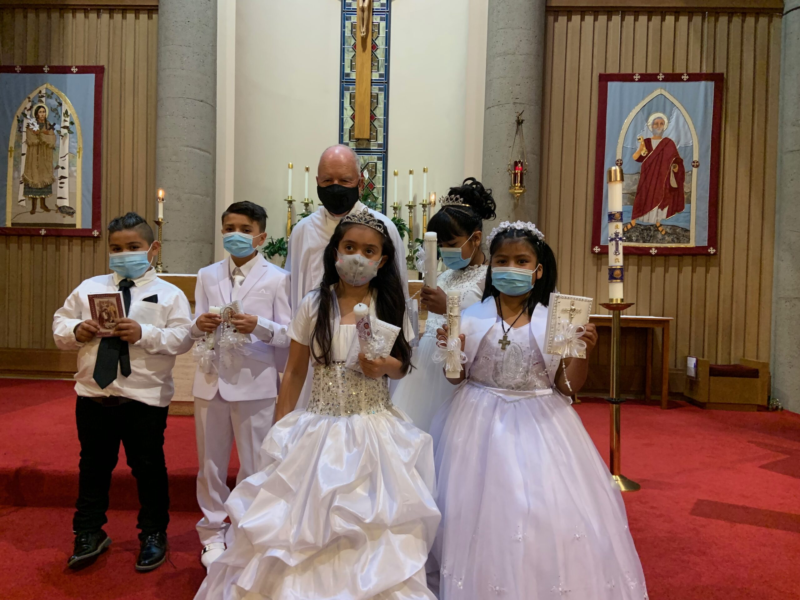 8. Lent: Evangelization after COVID - Evangelización tras COVID