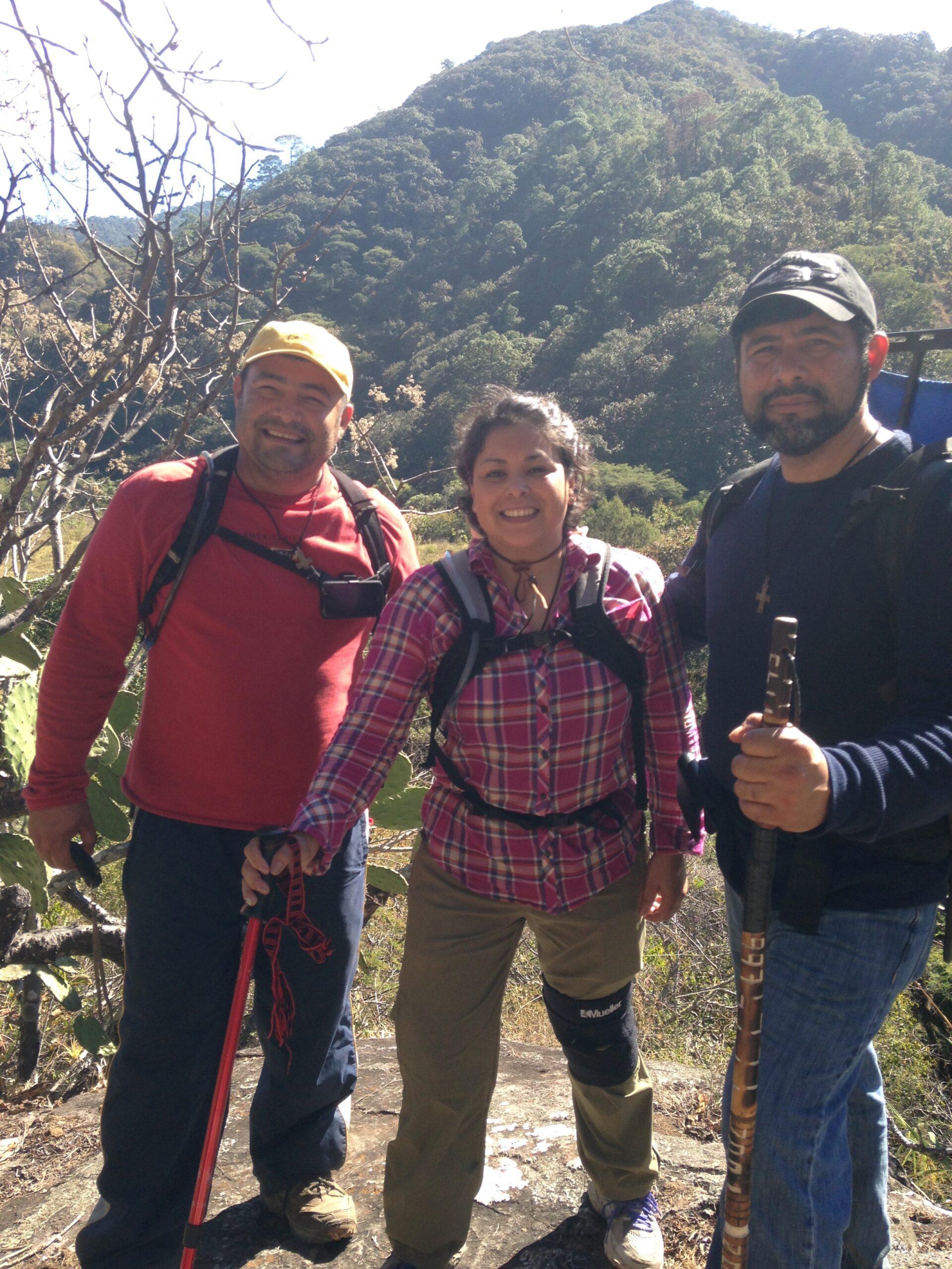 13. Lent: Caminado con Juan Diego - Walking with Juan Diego