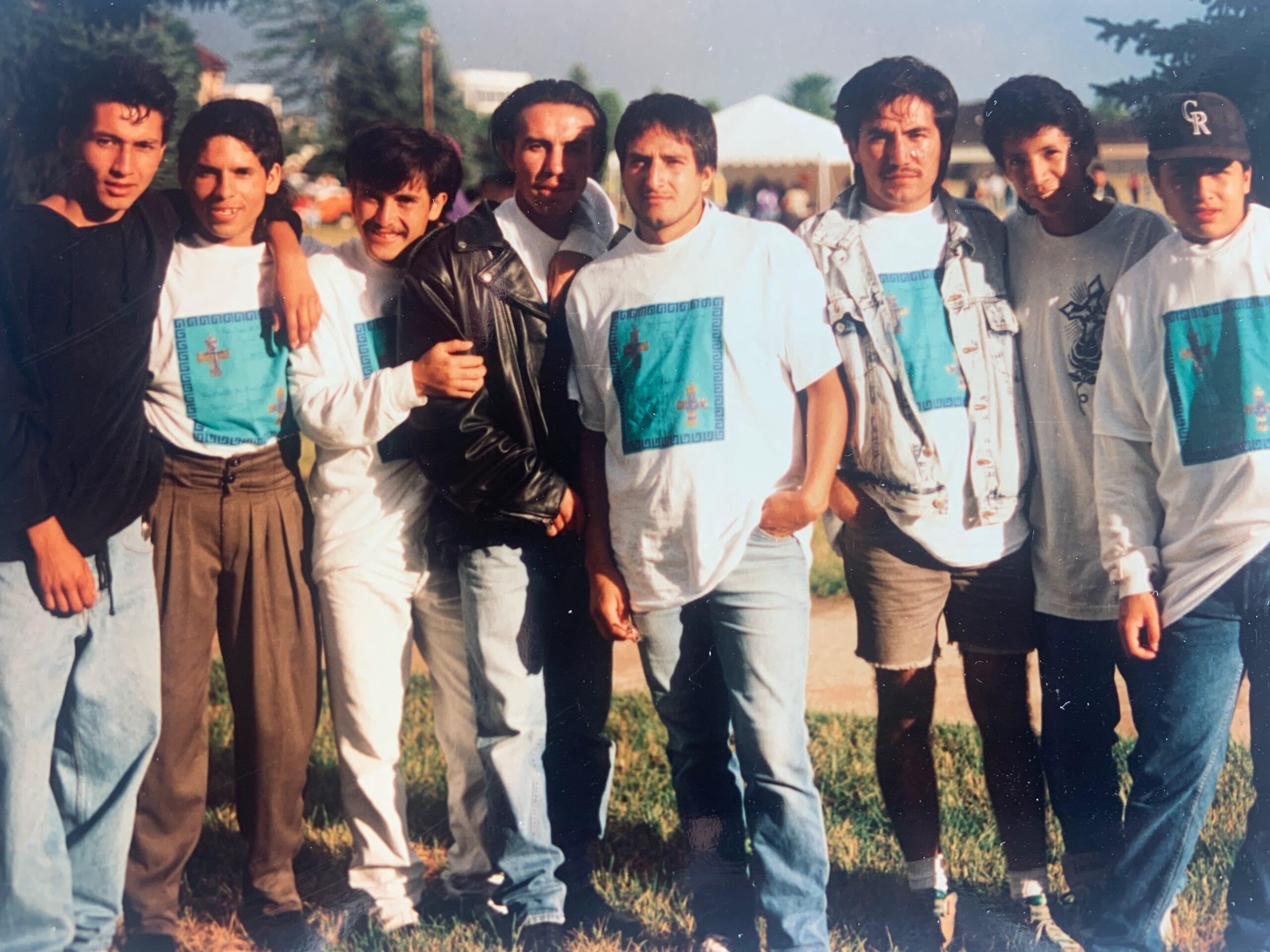 Casa San Alfonso: Opening Day of World Youth Day - El inicio de la Jornada Mundial de la Juventud