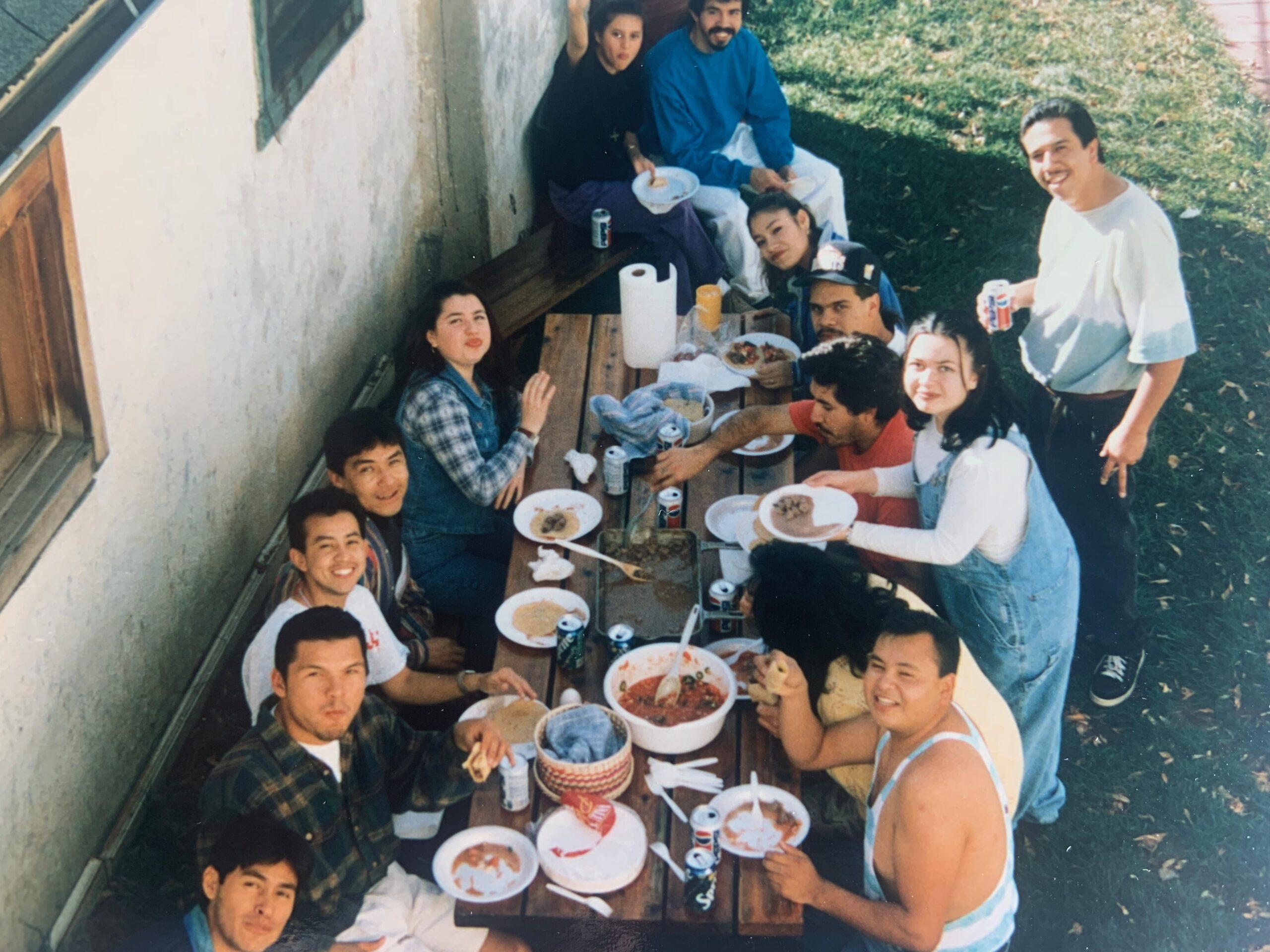 Casa San Alfonso: Cocinar en CSA - Home cooking at CSA